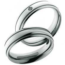 Furrer-Jacot Grooved Wedding Ring: (/images/Items/1047.jpg) Furrer-Jacot
