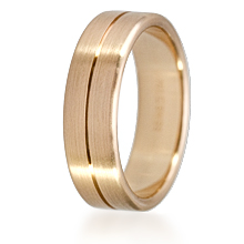 Furrer-Jacot Single Groove Wedding Band: (/images/Items/1049.jpg) Furrer-Jacot