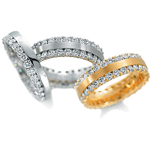 Furrer-Jacot Single & Double Eternity Rings: (/images/Items/1069.jpg)