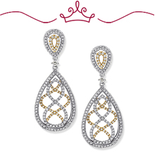 Red Carpet - Sothern Diamond Drop Earrings: (/images/Items/1133.jpg)