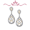 Red Carpet - Sothern Diamond Drop Earrings