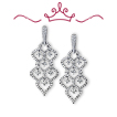 Red Carpet - Colbert Diamond Drop Earrings