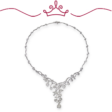 Red Carpet - Pickford Diamond Necklace: (/images/Items/1141.jpg)