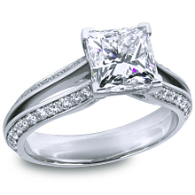 Custom Split Shank Pavé Engagement Ring: (/images/Items/1163.jpg)