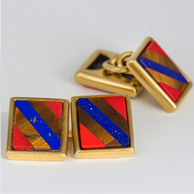 Vintage Mad Men Cuff Links: (/images/Items/1176.jpg) 1970's cufflinks