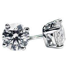 4-Prong Earring Stud: (/images/Items/2.jpg) Earrings,engagement rings,diamond engagement rings