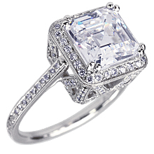 Engagement Ring by Stardust Designs: (/images/Items/213.jpg) Stardust Diamonds - Engagement Ring,engagement rings,diamond engagement rings