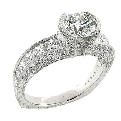 Engagement Ring by Stardust Designs: (/images/Items/332/pic.jpg) Stardust Diamonds - Engagement Ring,engagement rings,diamond engagement rings