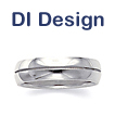 DI Design Center Millgrain Wedding Band