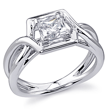 Stardust Active Princess Engagement Ring: (/images/Items/362.jpg) ,engagement rings,diamond engagement rings