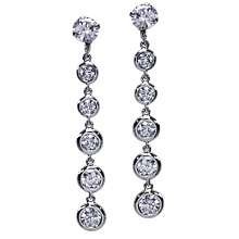 Bezel Drop Earring Jackets Images Items 414 Jpg