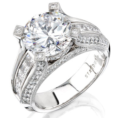 Engagement Ring by Stardust Designs: (/images/Items/425/pic1.jpg) Stardust Diamonds - Engagement Ring,engagement rings,diamond engagement rings