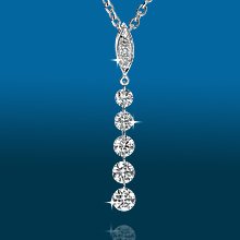 Marquis Pavé 5st Graduated Pendant PD1966: (/images/Items/437.jpg) ,engagement rings,diamond engagement rings