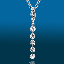 Marquis Pavé 5st Straight Pendant PD2109: (/images/Items/438.jpg) ,engagement rings,diamond engagement rings