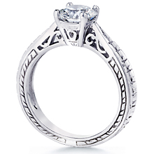 Monaco Solitaire Engagement Ring: (/images/Items/49.jpg) engagement,solitaire,platinum,ring,engagement ring,wedding ring,engagement rings,diamond engagement rings
