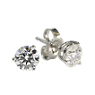 3-Prong Earring Studs