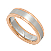 Furrer-Jacot Two-Tone Wedding Band