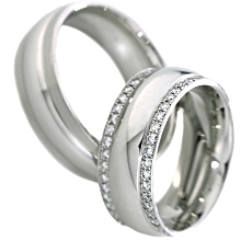 Furrer-Jacot Wedding Band: (/images/Items/611.jpg) Furrer-Jacot,wedding band,ring,gold,pplatinum,engagement rings,diamond engagement rings