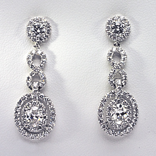 Oval Drop Earrings Elder792 Images Items 616 Jpg