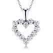 Heart of Diamonds Pendant