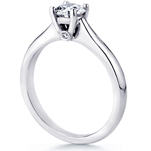 St. Tropez Solitaire Engagement Ring: (/images/Items/69.jpg) St. Tropez,Wedding,Engagement,gold,platinum,riviera,wedding ring,engagement ring,engagement rings,diamond engagement rings