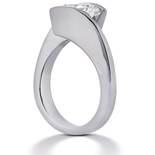 Solitaire Engagement Ring: (/images/Items/ENR7806_Angle.jpg) Gold Platinum Diamond Ring ,engagement rings,diamond engagement rings