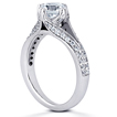 Split-Shank Engagement Ring