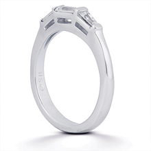 Wedding Ring: (/images/Items/ENS102-B_Angle.jpg) Gold Platinum Diamond Ring ,engagement rings,diamond engagement rings