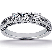 Wedding Ring: (/images/Items/ENS1091-B_Top.jpg) Gold Platinum Diamond Ring ,engagement rings,diamond engagement rings