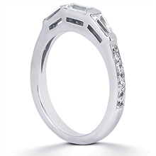 Wedding Ring: (/images/Items/ENS1100-B_Angle.jpg) Gold Platinum Diamond Ring ,engagement rings,diamond engagement rings