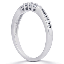 Wedding Ring: (/images/Items/ENS1158-B_Angle.jpg) Gold Platinum Diamond Ring ,engagement rings,diamond engagement rings