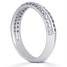 Wedding Ring: (/images/Items/ENS1293-B_Angle.jpg) Gold Platinum Diamond Ring ,engagement rings,diamond engagement rings