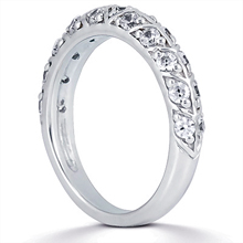 Wedding Ring: (/images/Items/ENS1478-B_Angle.jpg) Gold Platinum Diamond Ring ,engagement rings,diamond engagement rings
