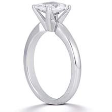 Solitaire Engagement Ring: (/images/Items/ENS1504-A_Angle.jpg) Gold Platinum Diamond Ring ,engagement rings,diamond engagement rings