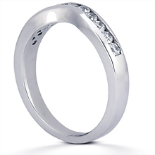 Wedding Ring: (/images/Items/ENS1637-B_Angle.jpg) Gold Platinum Diamond Ring ,engagement rings,diamond engagement rings