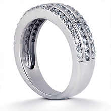 Wedding Ring: (/images/Items/ENS1648-B_Angle.jpg) Gold Platinum Diamond Ring ,engagement rings,diamond engagement rings