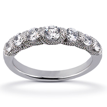 Wedding Ring: (/images/Items/ENS1783-B_Top.jpg) Gold Platinum Diamond Ring ,engagement rings,diamond engagement rings