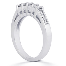 Wedding Ring: (/images/Items/ENS203-B_Angle.jpg) Gold Platinum Diamond Ring ,engagement rings,diamond engagement rings