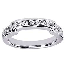 Wedding Ring: (/images/Items/ENS392-B_Top.jpg) Gold Platinum Diamond Ring ,engagement rings,diamond engagement rings