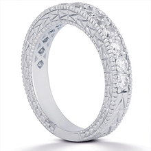 Wedding Ring: (/images/Items/ENS396-B_Angle.jpg) Gold Platinum Diamond Ring ,engagement rings,diamond engagement rings