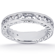 Wedding Ring: (/images/Items/ENS420-B_Top.jpg) Gold Platinum Diamond Ring ,engagement rings,diamond engagement rings