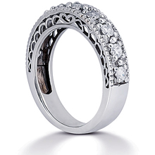 Wedding Ring: (/images/Items/WB1450_Angle.jpg) Gold Platinum Diamond Ring ,engagement rings,diamond engagement rings