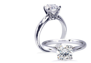 solitaire engagement rings - Solitaire Wedding Rings