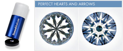 Perfect Hearts and Arrows with Viewer